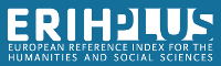 Indexed by European Reference Index for the Humanities and the Social Sciences (ERIH PLUS)
